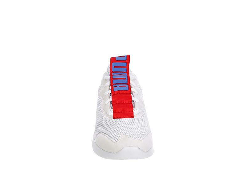 PUMA Mens Complete Runner Sneaker - WHITE