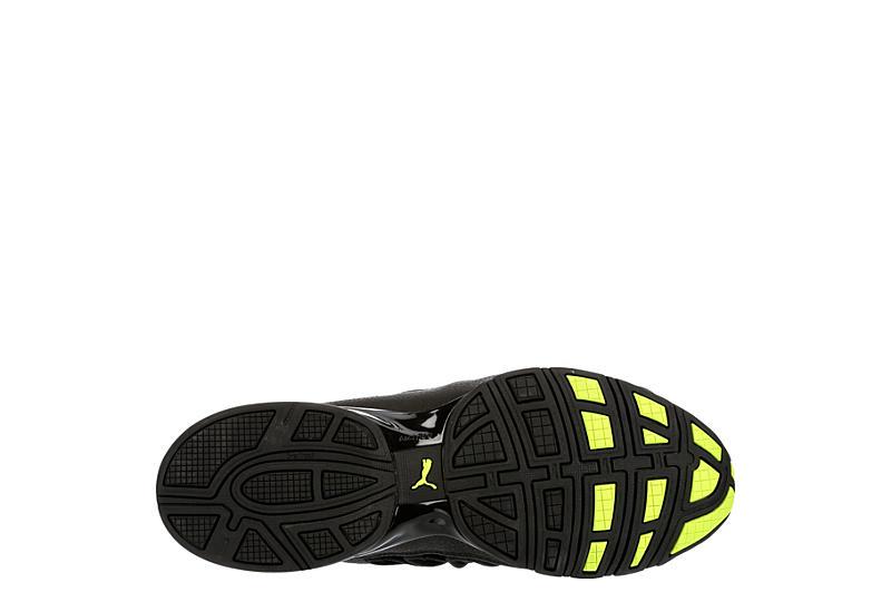 PUMA Mens Cell Regulate Sneaker - BLACK