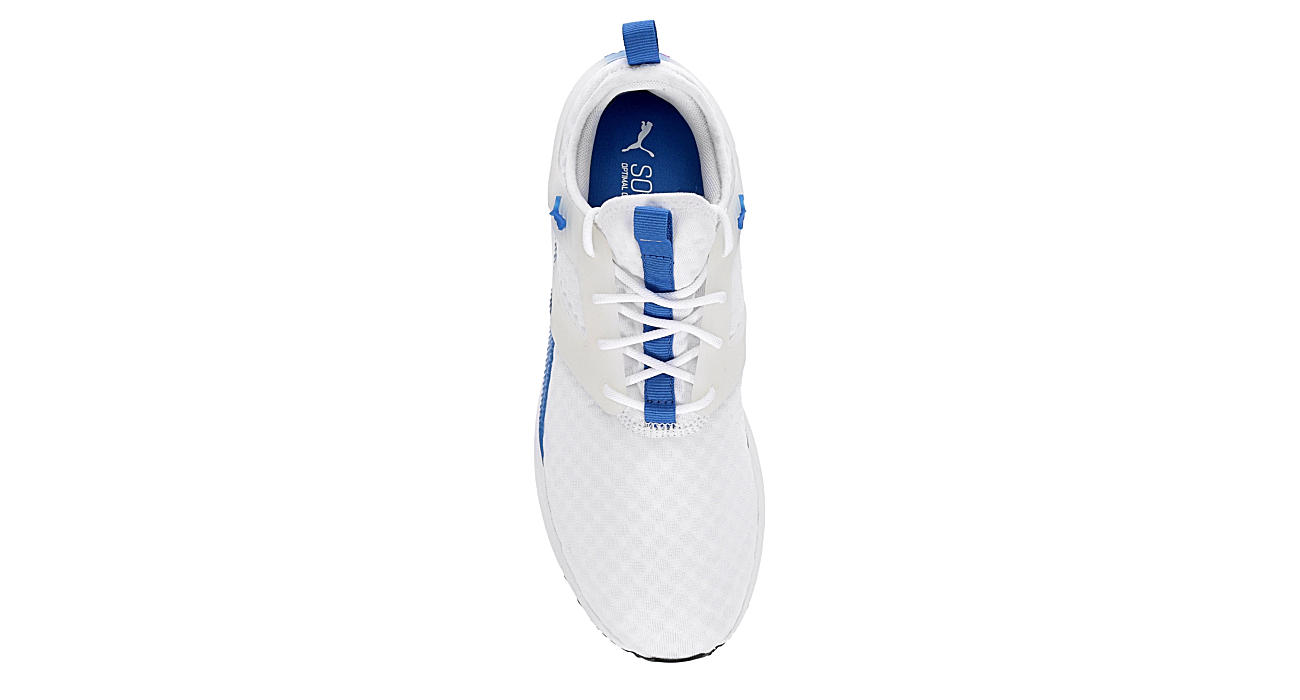 PUMA Mens Pacer Next Cage 2 Sneaker - WHITE