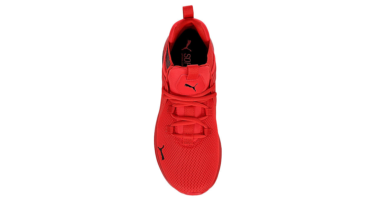 PUMA Mens Enzo 2 Sneaker - RED