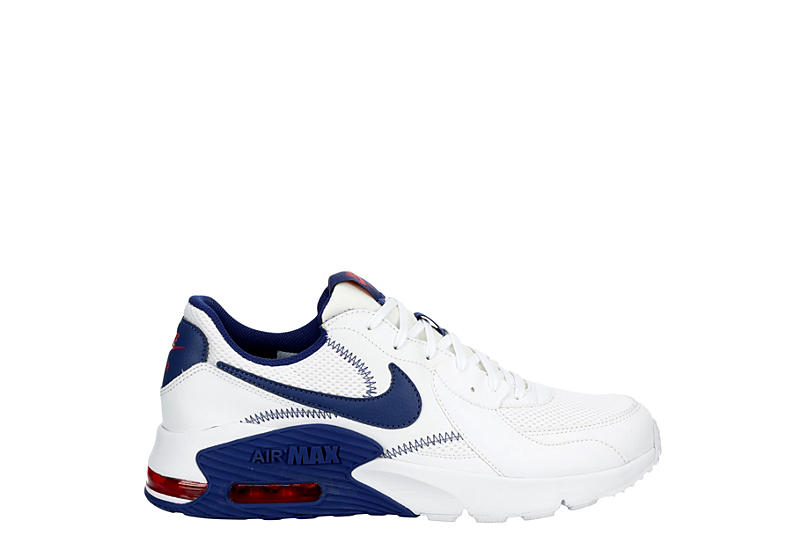 NIKE Mens Air Max Excee Sneaker - WHITE
