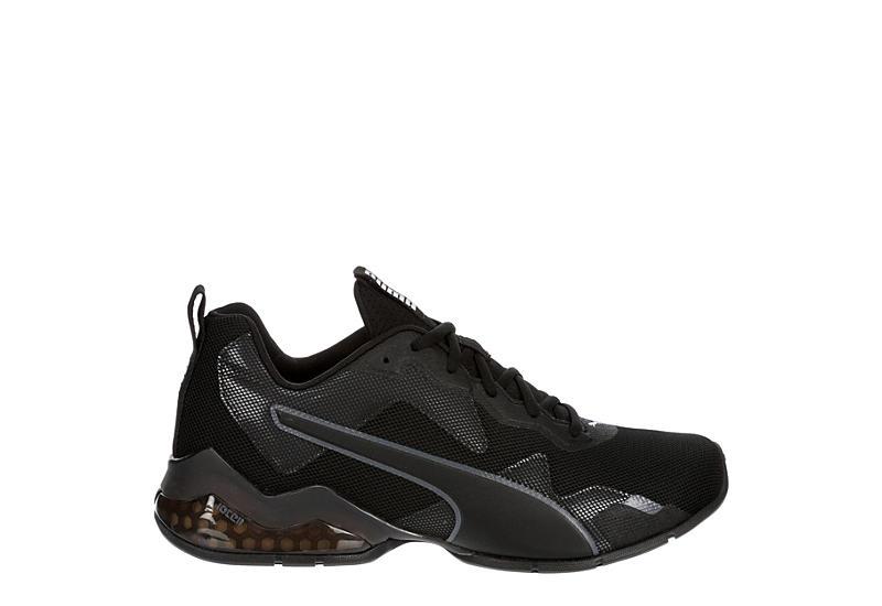 PUMA Mens Cell Valiant Sneaker - BLACK