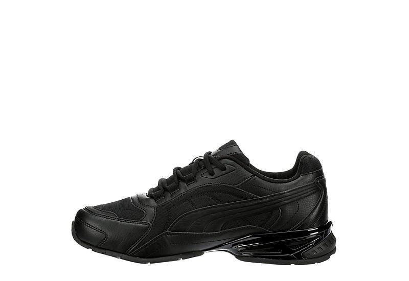 Puma Mens Respin Sneaker - Black