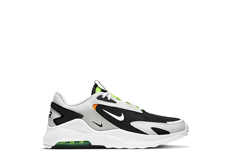 Nike Mens Air Max Bolt Sneaker - Grey