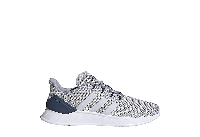 Adidas Mens Questar Flow Nxt Sneaker - Grey