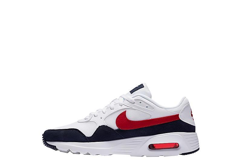 Nike Mens Air Max Sc Sneaker - White