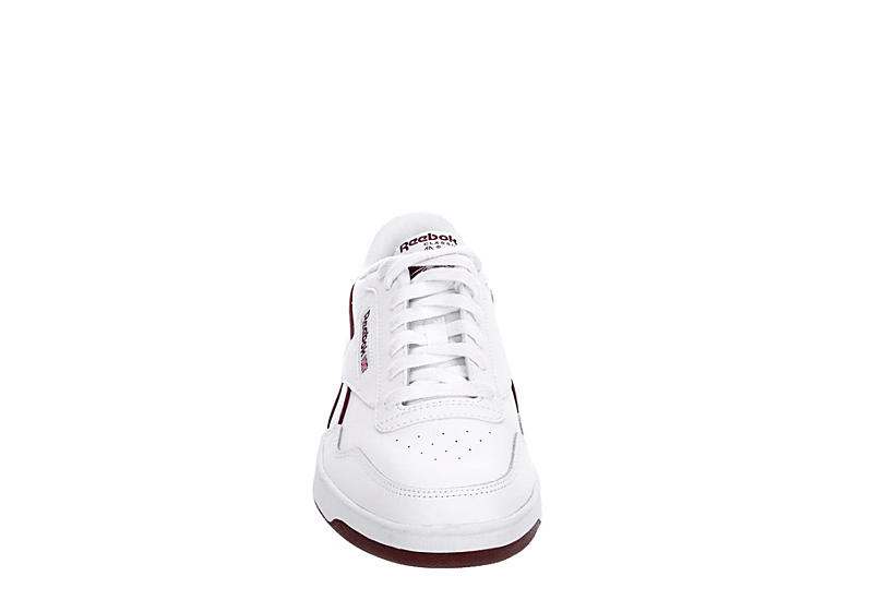 REEBOK Mens Club Memt Ss Sneaker - WHITE