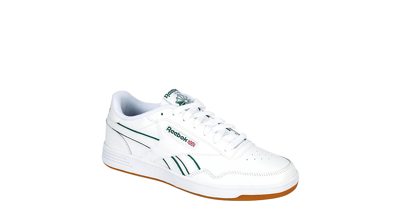 REEBOK Mens Club Memt Ss Sneaker - WHITE