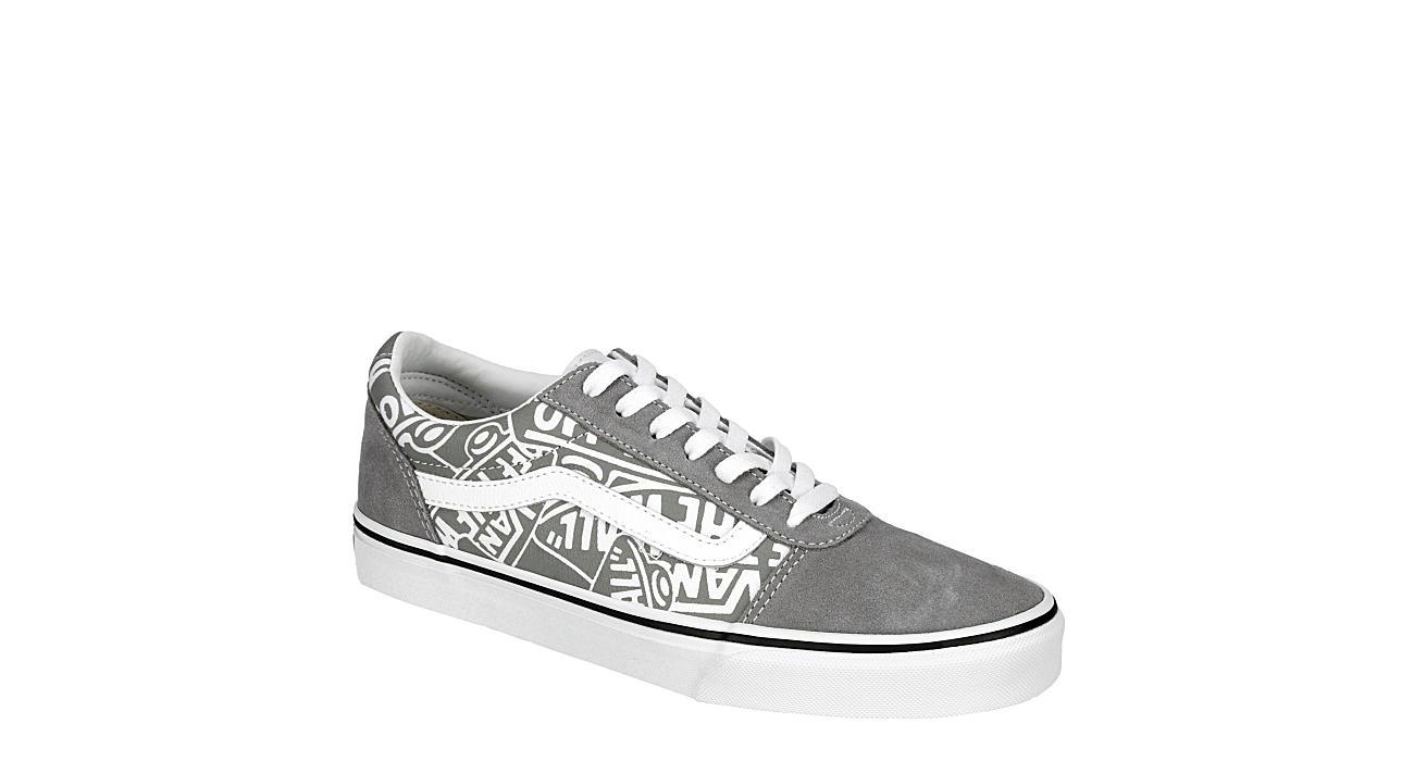 VANS Mens Vans Ward Sneaker - GREY