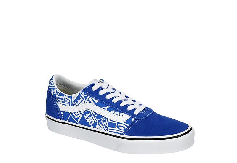 VANS Mens Vans Ward - BLUE