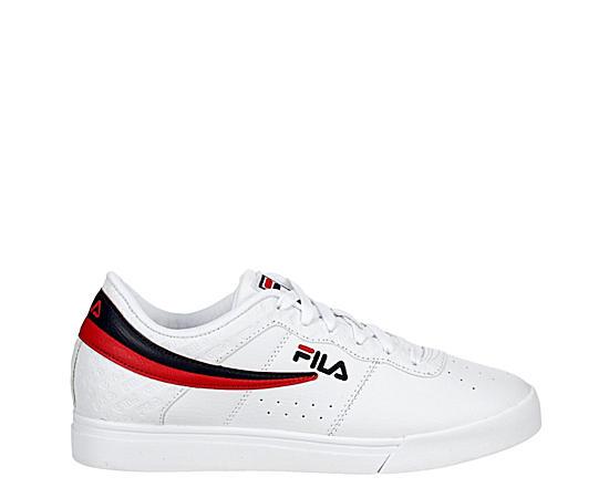 Mens Vulc 13 Low Deboss Logos Sneaker