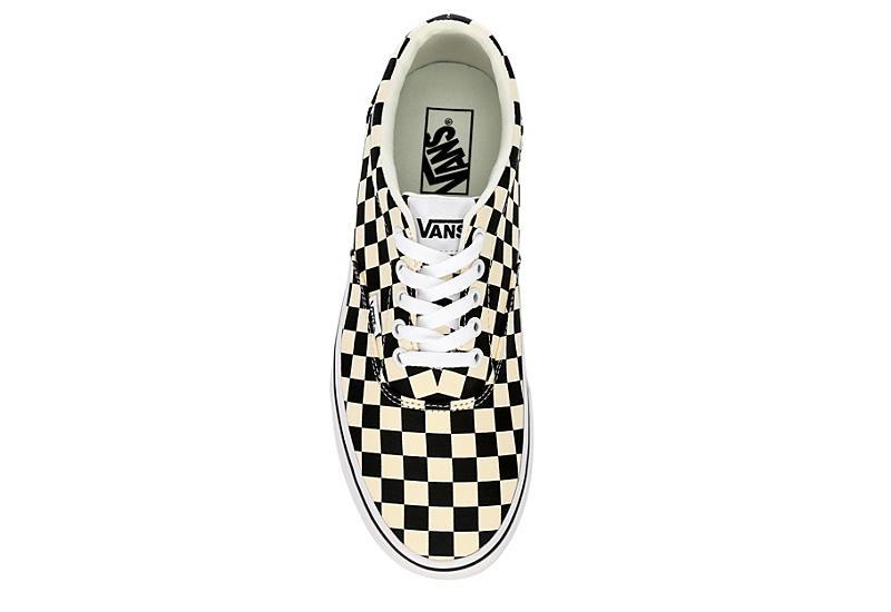 VANS Mens Vans Doheny Sneaker - BLACK