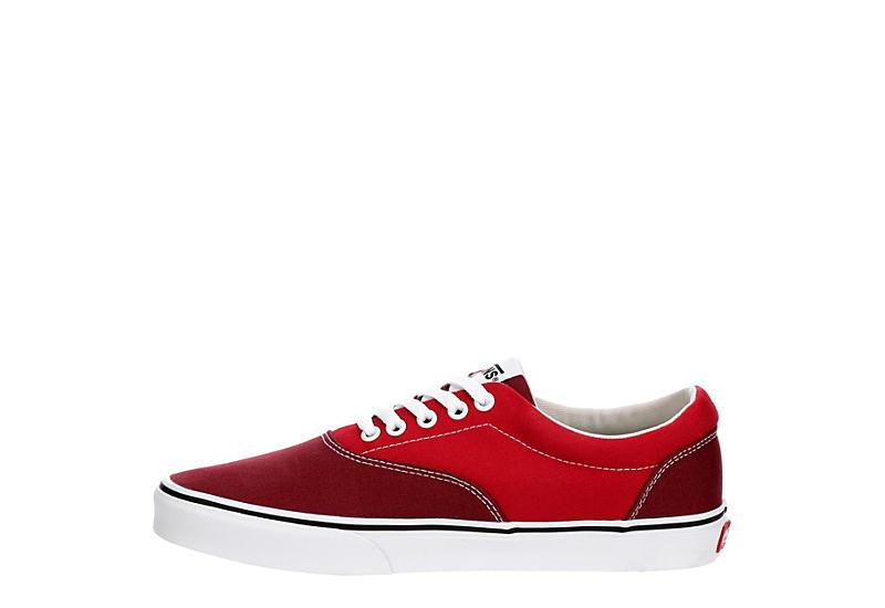 VANS Mens Vans Doheny Sneaker - RED