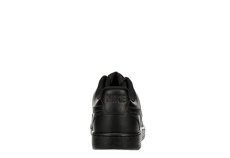 NIKE Mens Court Vision Sneaker - BLACK