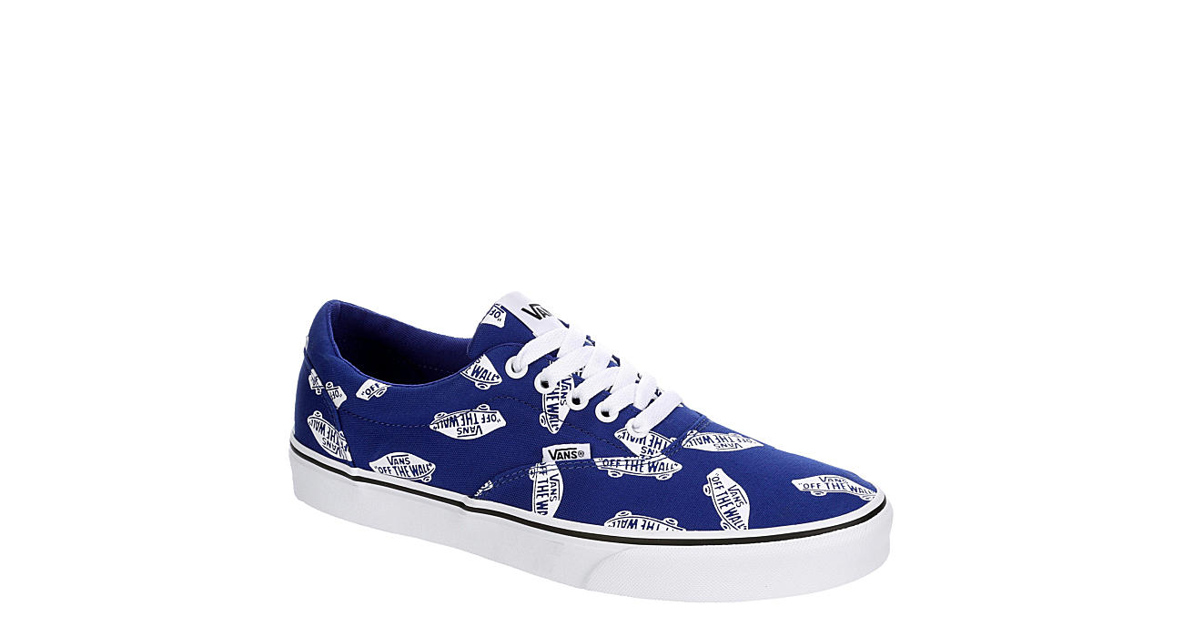 Viaggio efficienza Guaio  Blue Vans Mens Vans Doheny Sneaker   Athletic   Rack Room Shoes