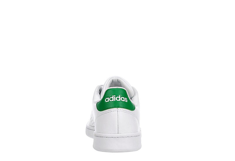ADIDAS Mens Advantage Sneaker - WHITE