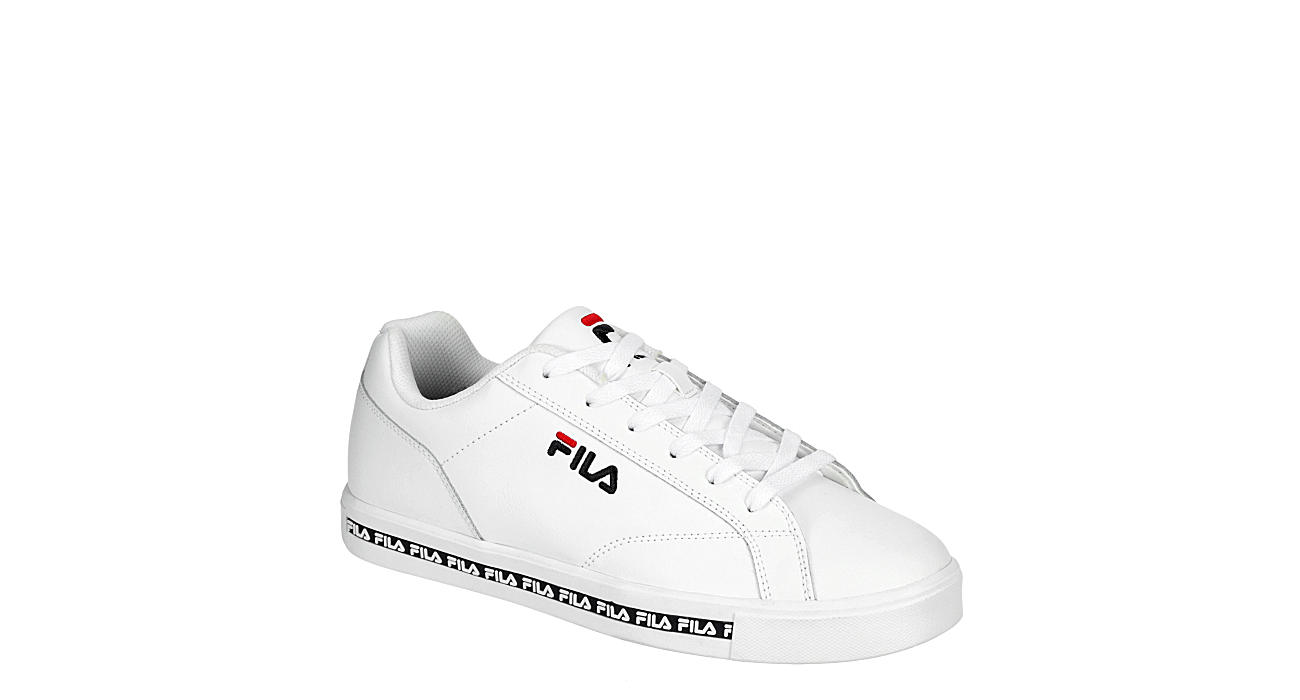 FILA Mens Original Court Sneaker - WHITE