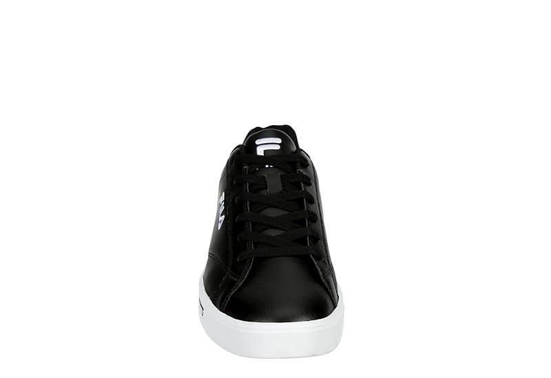 FILA Mens Original Court Sneaker - BLACK