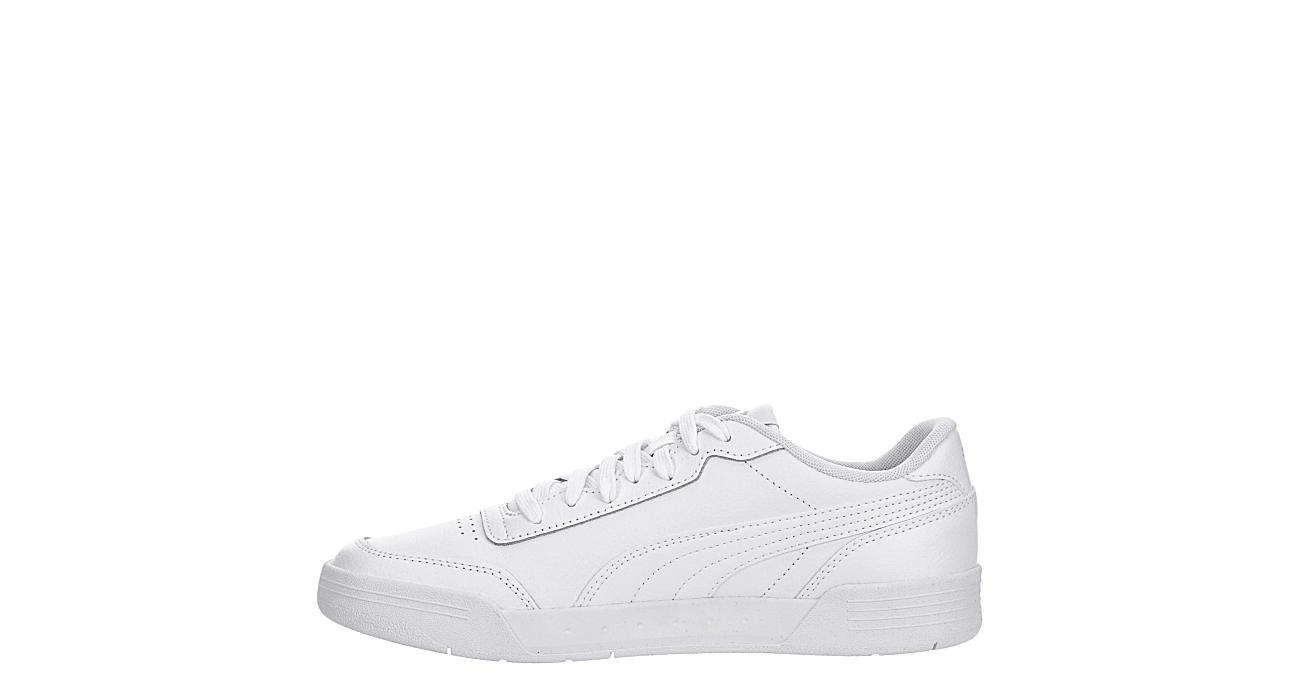 PUMA Mens Caracal Sneaker - WHITE