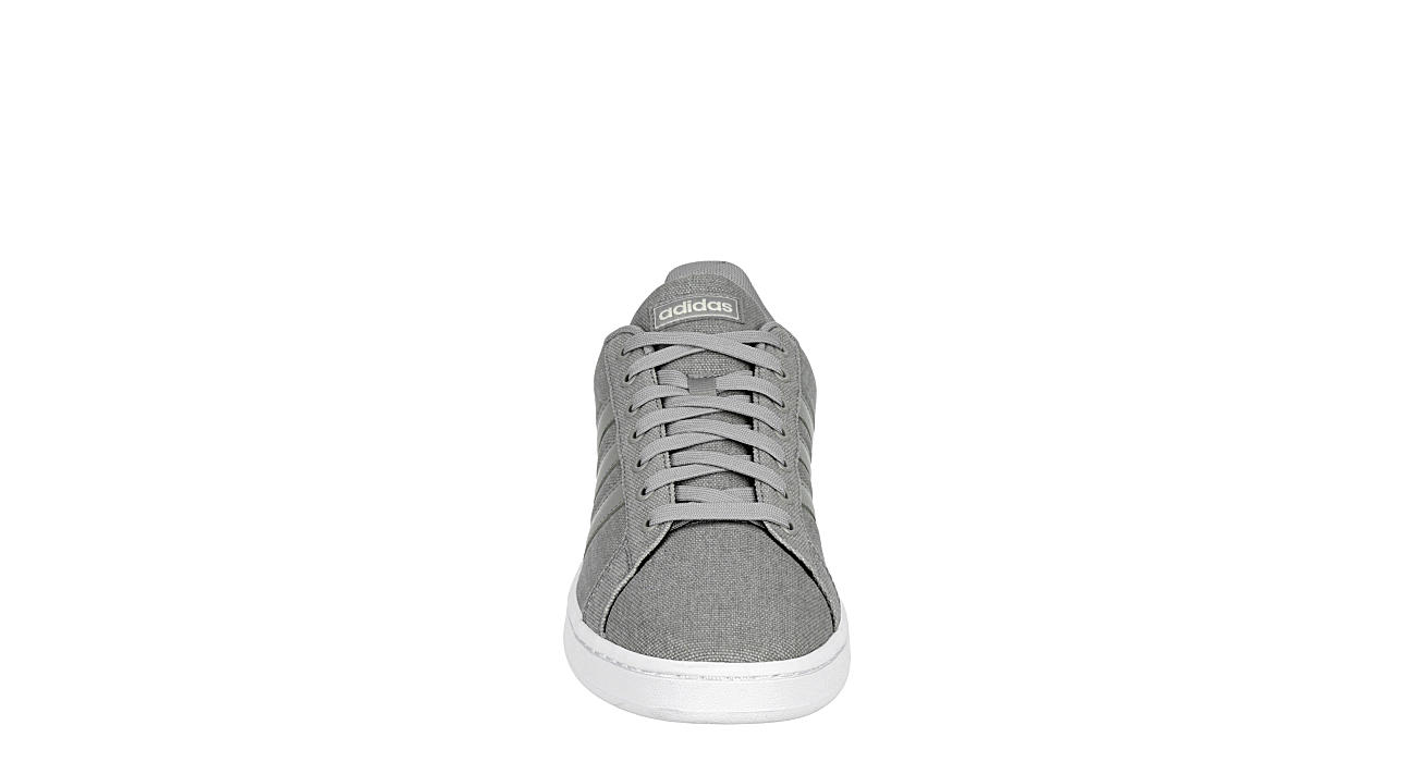 ADIDAS Mens Grand Court Sneaker - GREY