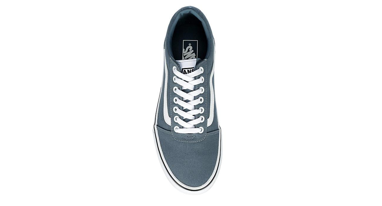 VANS Mens Vans Ward Sneaker - BLUE