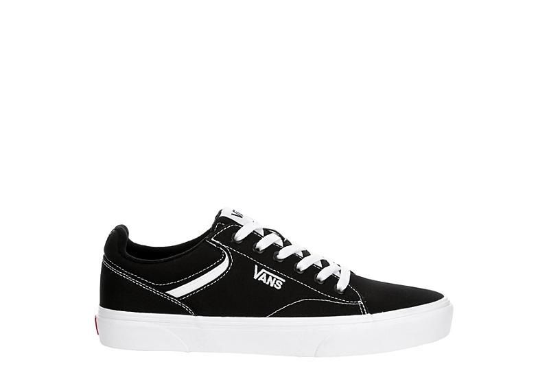 Vans Mens Seldan Sneaker - Black
