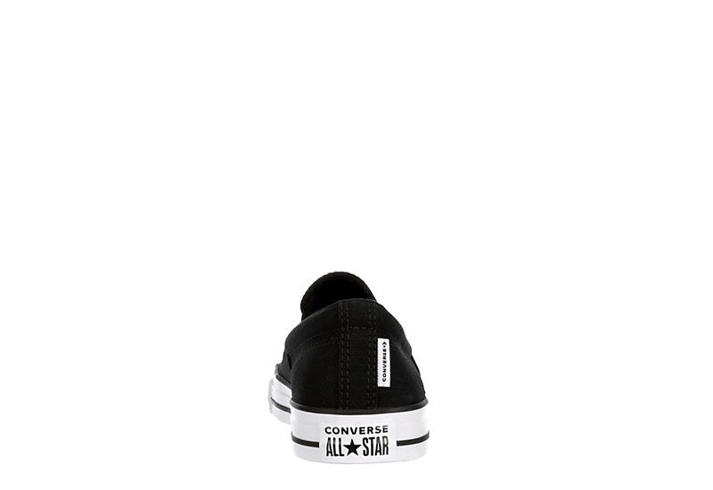 CONVERSE Mens All Star Gore Slip On Sneaker - BLACK