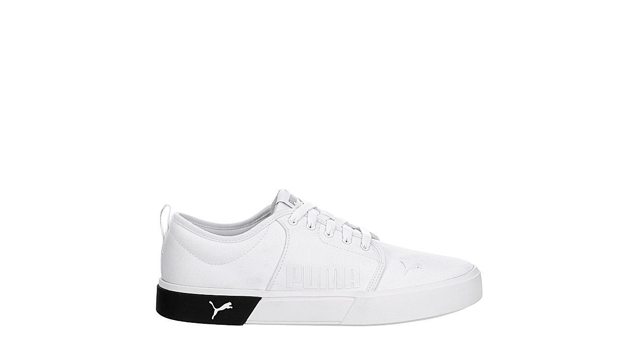 PUMA Mens El Rey Sneaker - WHITE