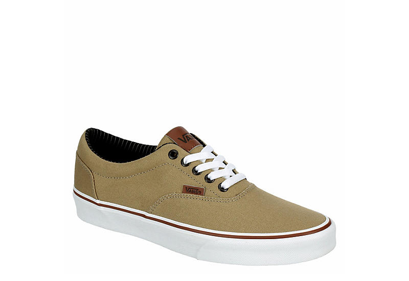 TAN VANS Mens Doheny Sneaker