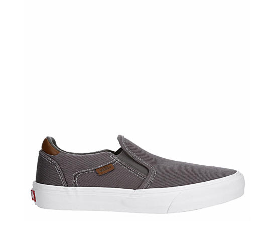 Mens Asher Deluxe Slip-on Sneaker