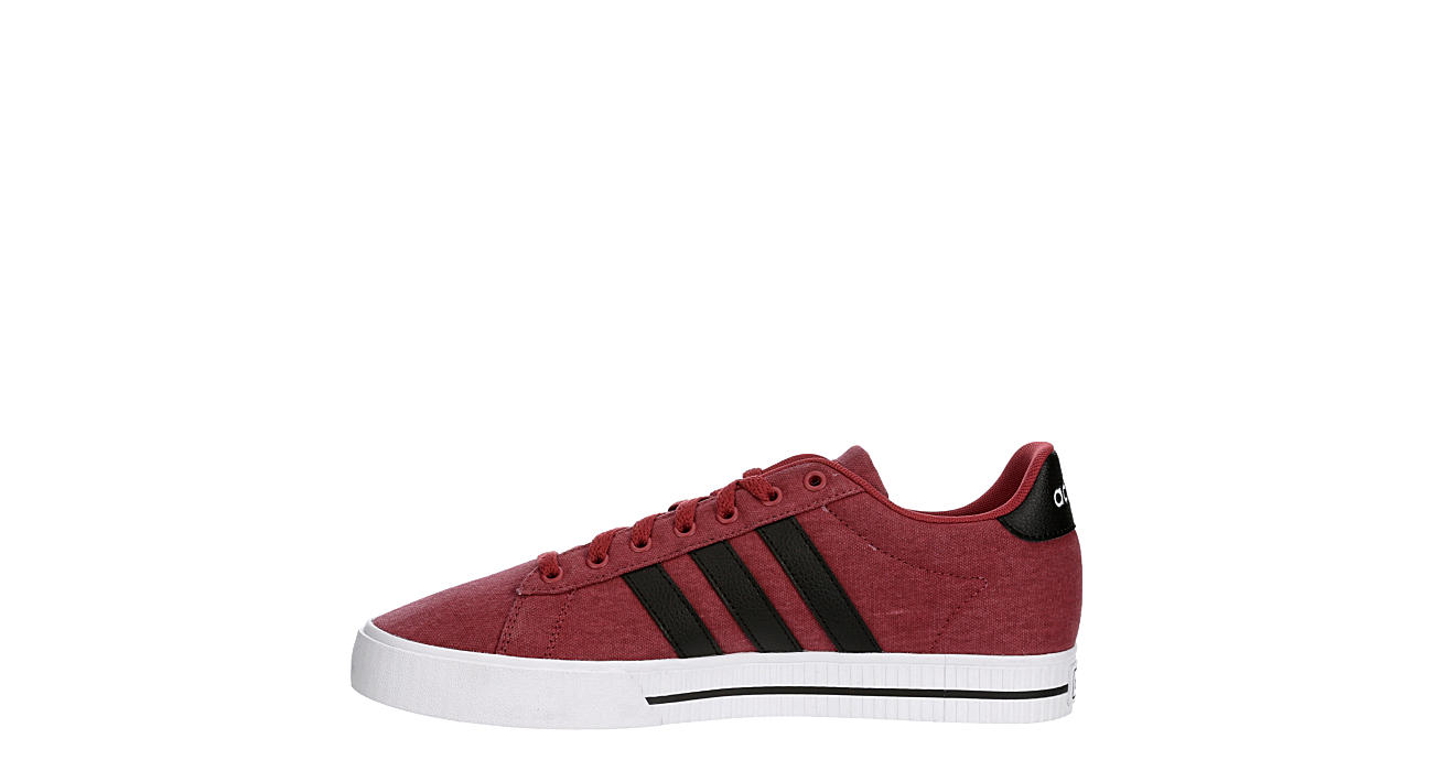 Adidas Mens Daily 3.0 Sneaker - Red