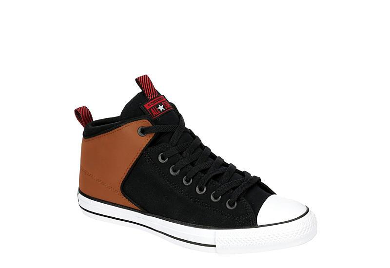 tan converse sneakers