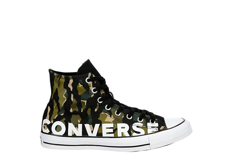CONVERSE Mens Chuck Taylor All Star Wordmark 4.0 - BLACK
