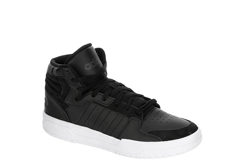 ADIDAS Mens Entrap Mid Sneaker - BLACK