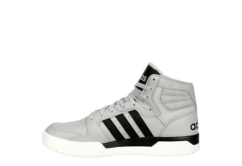 ADIDAS Mens Entrap Mid Sneaker - GREY
