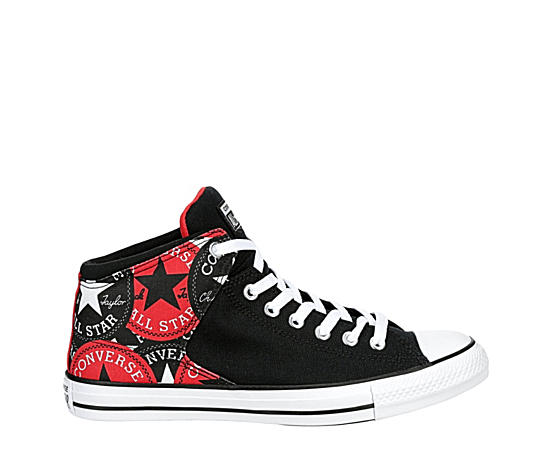 Mens Chuck Taylor All Start High Street Mid Logo Play