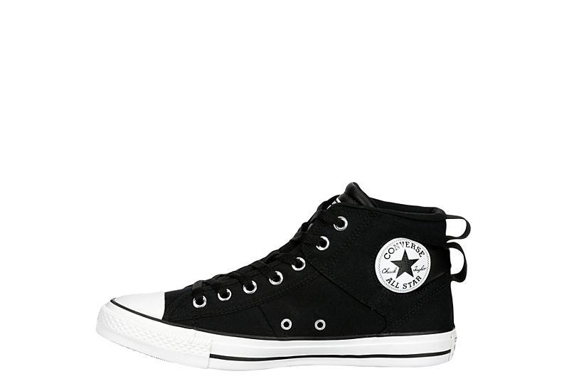 CONVERSE Mens Chuck Taylor All Star Cs-md - BLACK