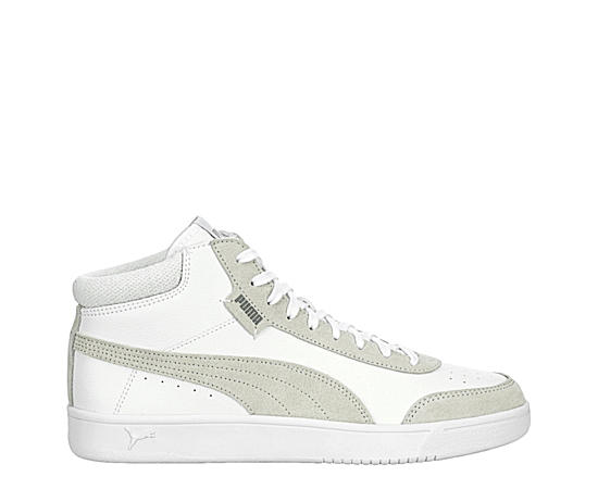 Mens Court Legend Mid Sneaker