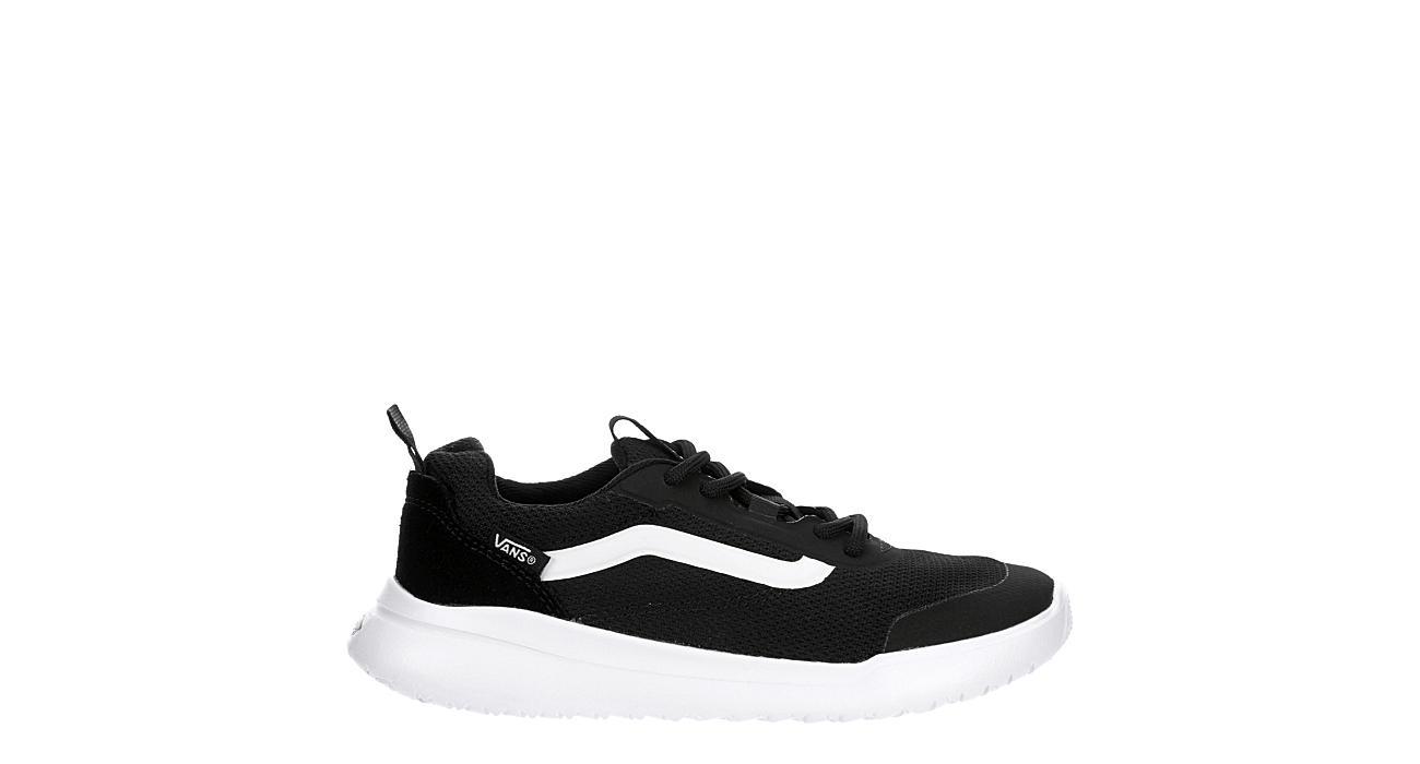 VANS Boys Cerus Sneaker - BLACK