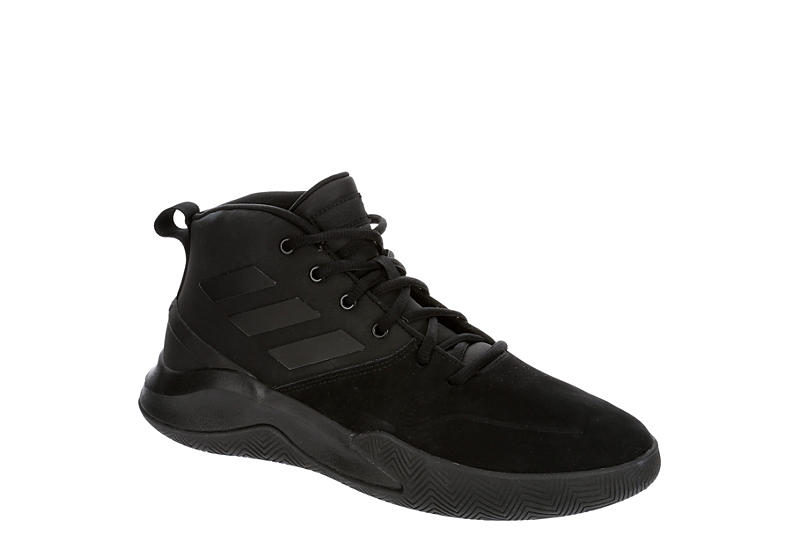 Conveniente Medicinal Glamour  Black Adidas Mens Own The Game Basketball Shoe | Mens | Rack Room Shoes