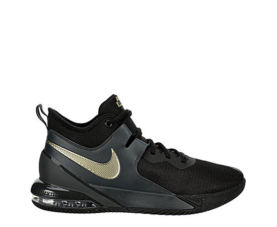 Mens Air Max Impact High Top Basketball Shoe