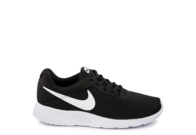 NIKE Womens Tanjun - BLACK
