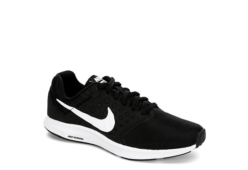 b4160b6a26e3 Black Nike Downshifter 7 Women s Running Shoe