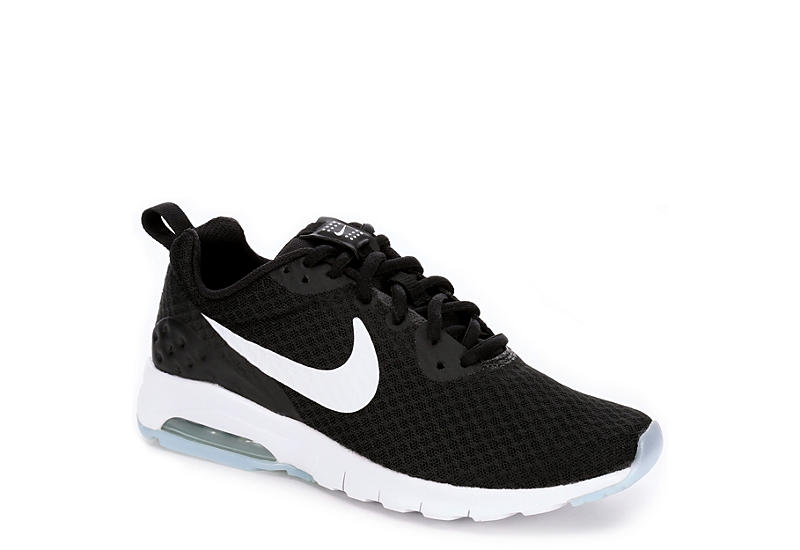 2d03ad0d7d7cb Black Nike Womens Air Max Motion