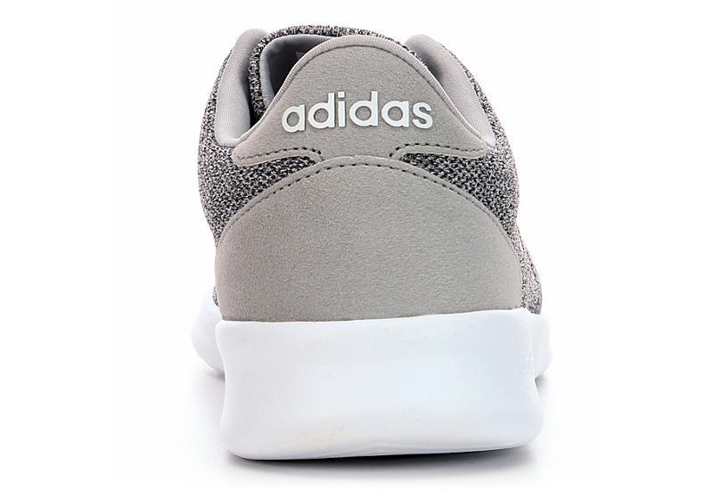 ADIDAS Womens Cloudfoam Qt Racer - DARK GREY