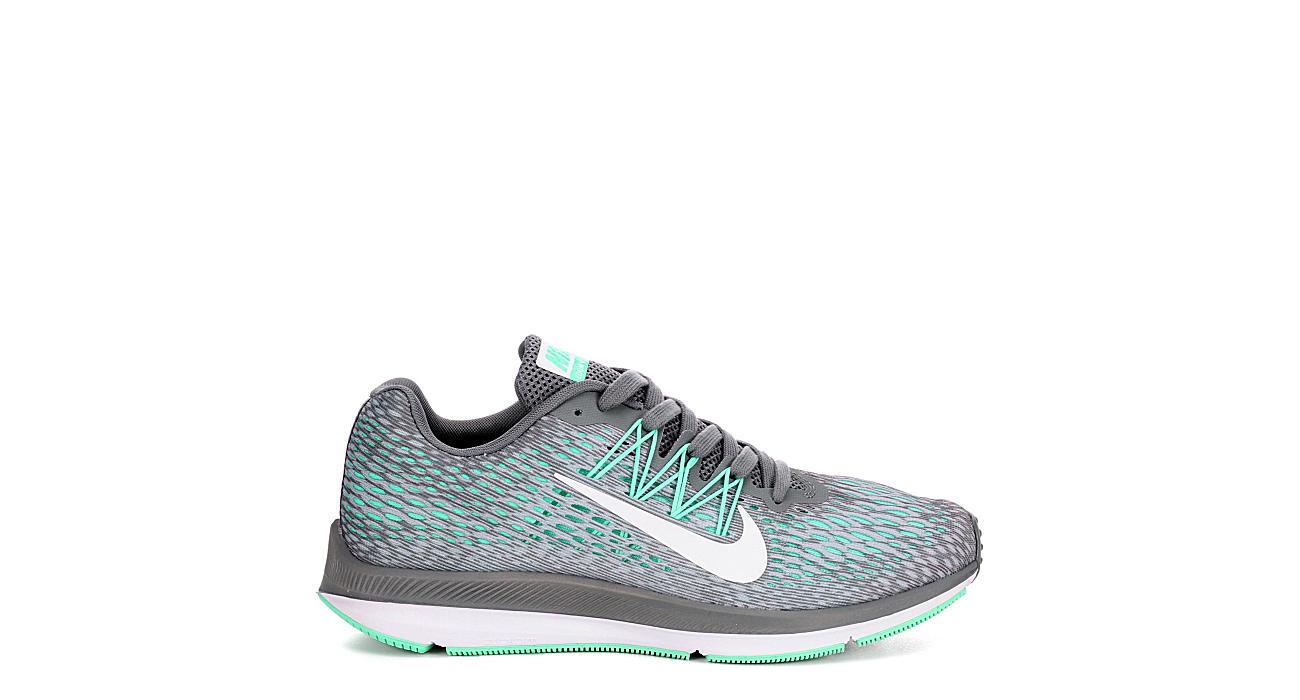 56a6ec93f7c42 Nike Womens Zoom Winflo 5 - Grey