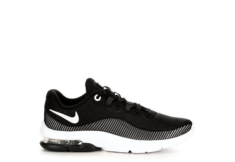 Black Nike Air Max Advantage 2 Women s Sneakers  9e4c34e2c