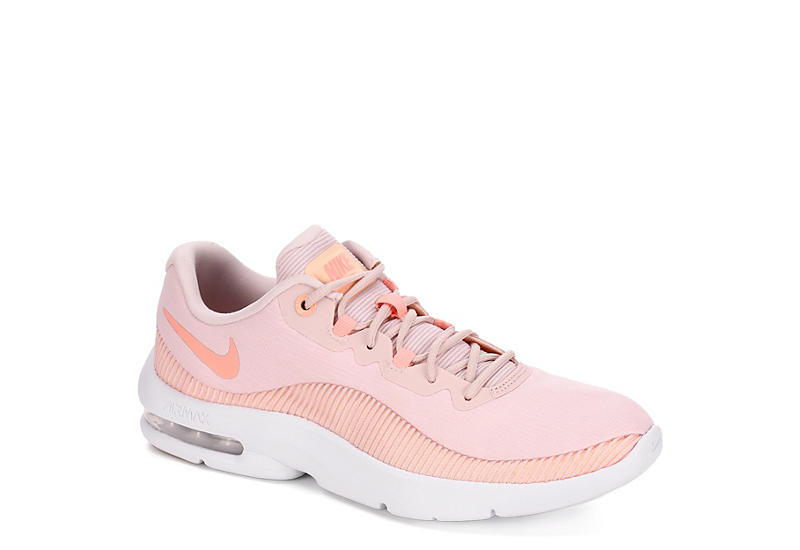 Pink Nike Air Max Advantage 2 Women s Sneakers  1784a4151