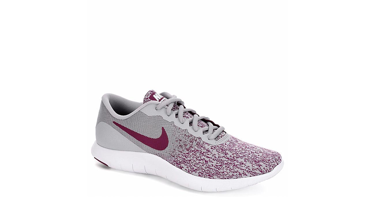 7882126c1965 Burgundy Nike Flex Contact Women s Running Shoes