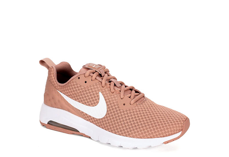 0233987f9db6 Pink Nike Air Max Motion LW Women s Sneakers